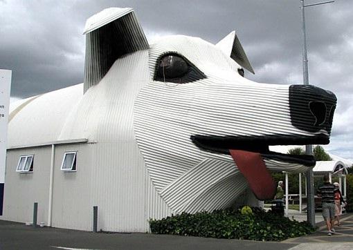 Tirau, New Zealand-World's Craziest Buildings