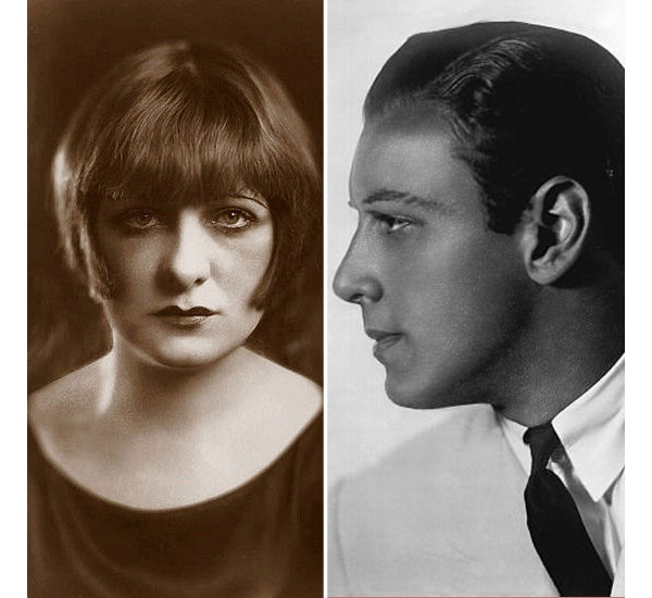 Rudolph Valentino-12 Shortest Celebrity Marriages Ever
