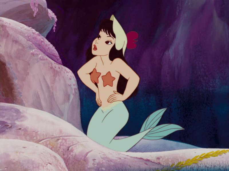 Starfishes, Natural Alternative to Bra!-15 Secret Life Hacks Disney Movies Taught Us