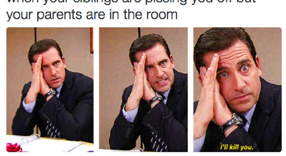 15 Hilarious Images You Can Relate To If You Have Siblings