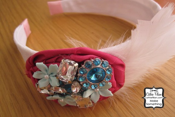 Gems-Amazing Headbands You Can Make Yourself
