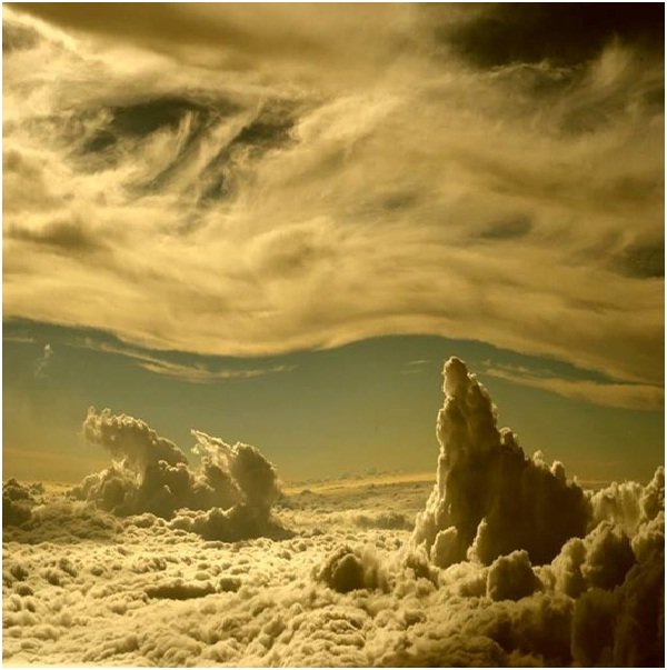 Cloud City-Amazing Cloud Formations