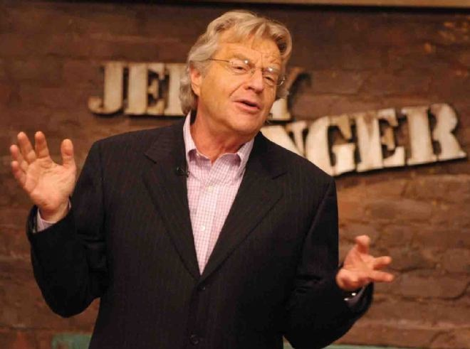 Jerry Springer-Mind Blowing Facts About Celebrities