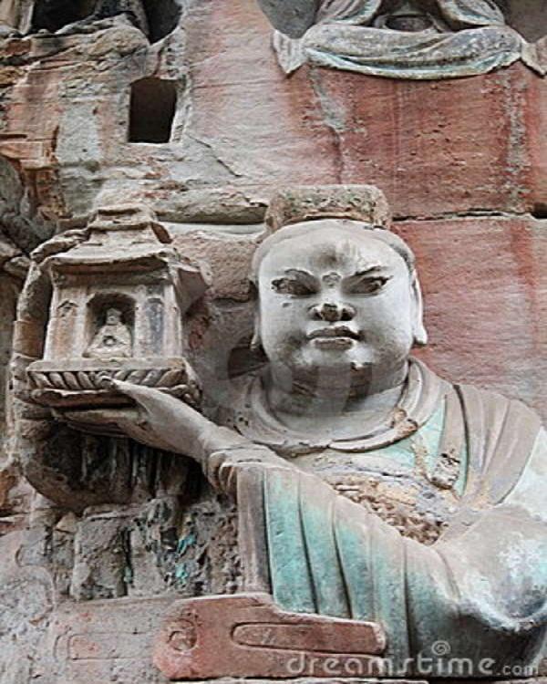 Dazu Bao Ding-Amazing Mountain Carvings