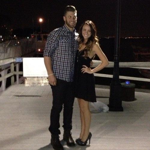 Kayla Varner-24 Hottest Baseball Players' Wives
