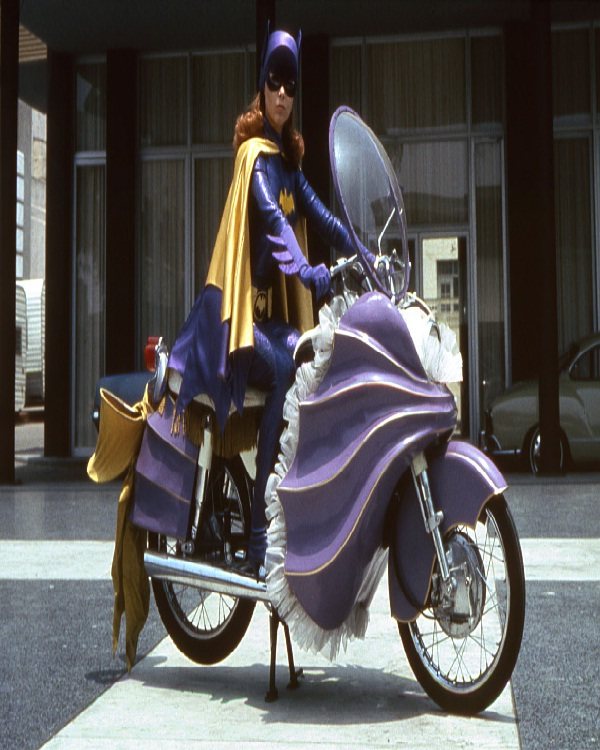 Batgirl's motorcycle-Amazing Motorcycles