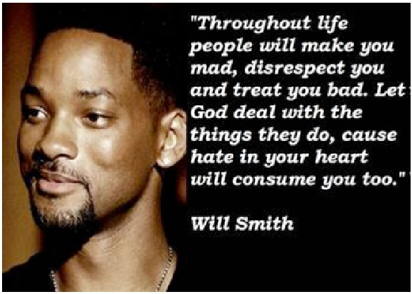 Throughout Life People Will Make-Top 15 Will Smith Quotes