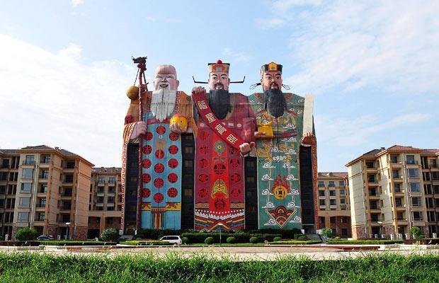 Tianzi Hotel, China-Most Amazing Hotels Around The World