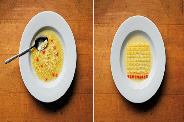Organizing Food-Pictures That Will Make You Crazy If You Have OCD