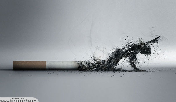 Stop smoking-Most Creative Ads Ever