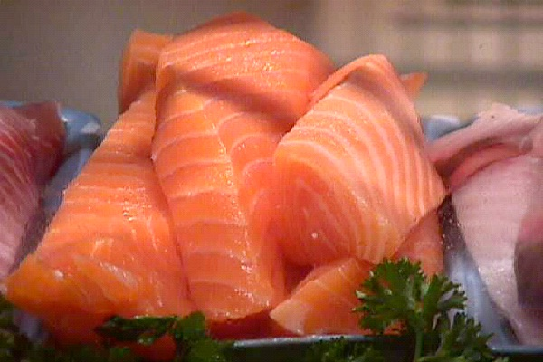 Wild Salmon-Skin Clearing Foods To Eat