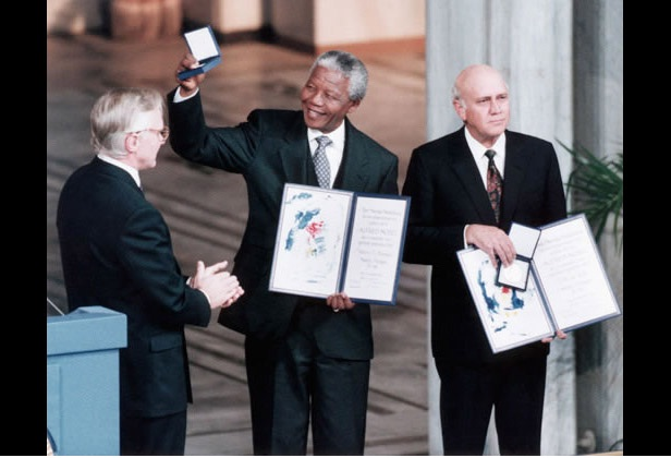 Mandela was Set Free By President F.W. De Klerk-Things You Didn't Know About Nelson Mandela