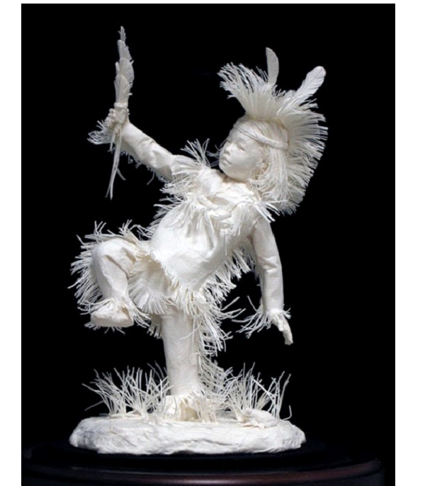 Mohawk-Most Amazing Paper Sculptures