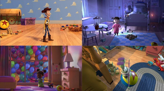 Luxo Ball-Mind Blowing Facts About Pixar That You Probably Didn't Know