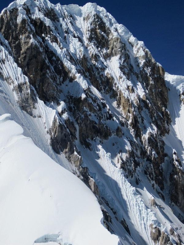Siula Grande-Deadliest Mountains Around The World