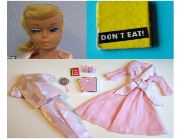 Slumber Party Barbie-Weird Barbie Dolls