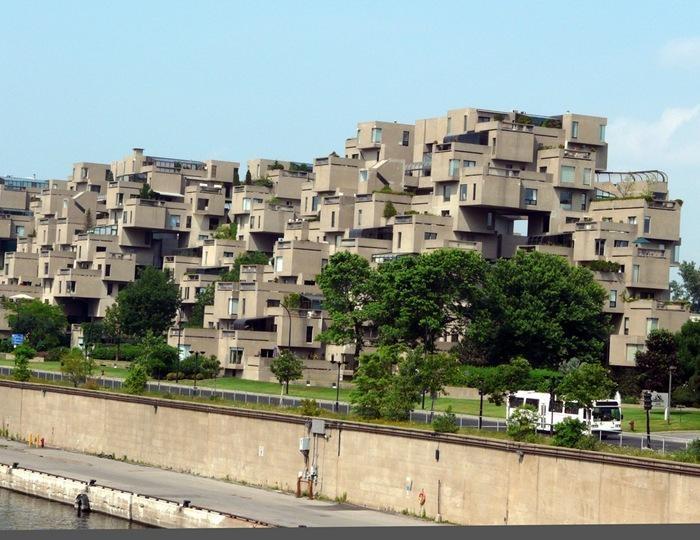 Montreal, Canada-World's Craziest Buildings