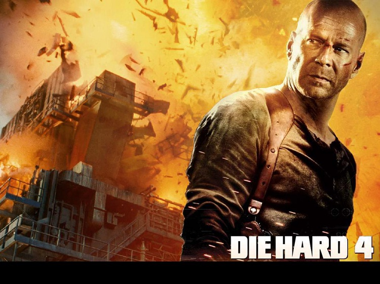 Die Hard 4-Surprising Unknown Facts About Hollywood Movies