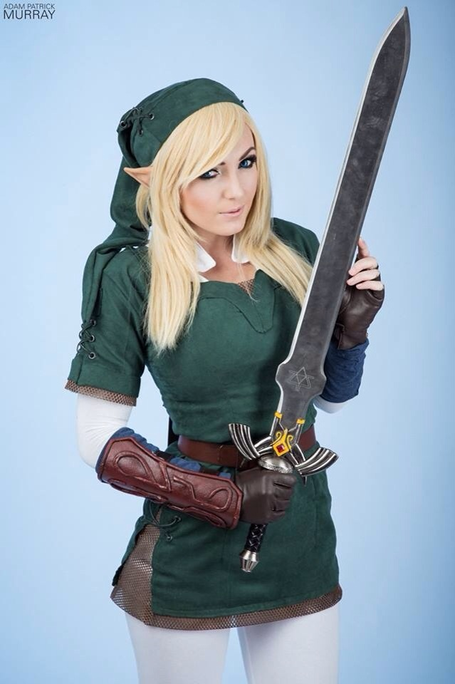 Zelda-24 Best Jessica Nigri Cosplays Ever