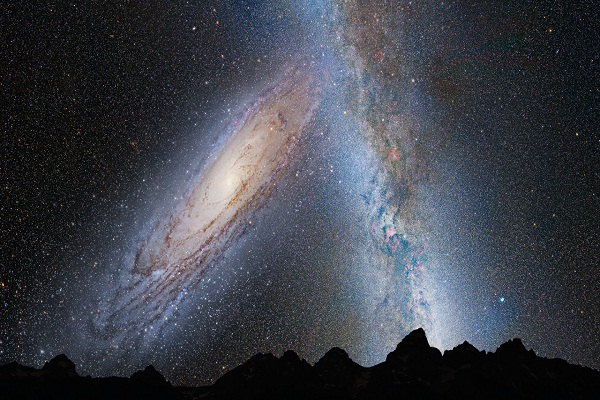 Milky Way-Most Fascinating Natural Phenomena