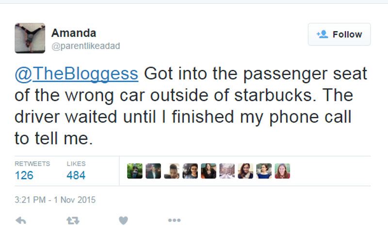 At Least the Driver was Polite-15 People Share Their Most Awkward Moments Ever