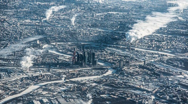Moscow-How Our World Appears To A Bird