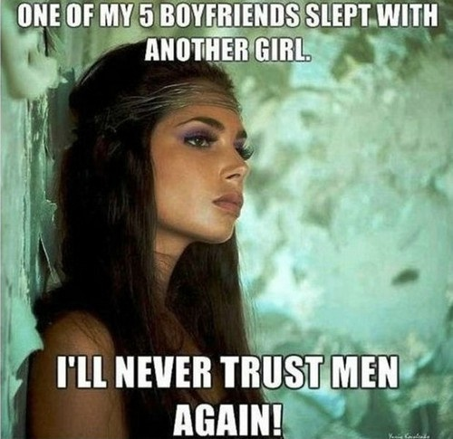 And we are the bad ones?-24 Funniest Women Logic