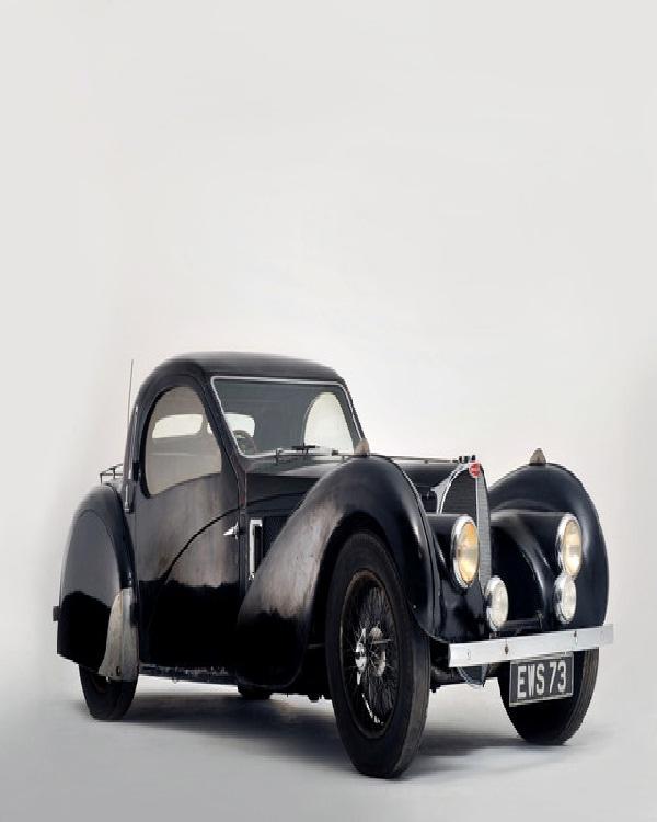 1937 Bugatti-Most Expensive Vintage Cars