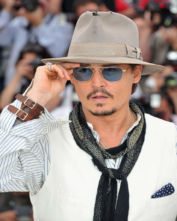 Johnny Depp-Wealthiest Actors In Hollywood