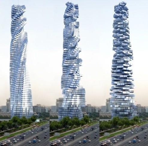 Dubai-World's Craziest Buildings