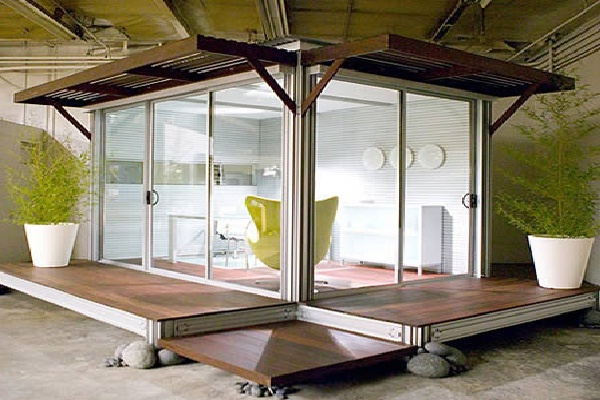 Space Well Utilized-Coolest Cubicles And Work Spaces