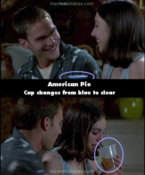 Magic cup-24 Movie Mistakes You Never Noticed