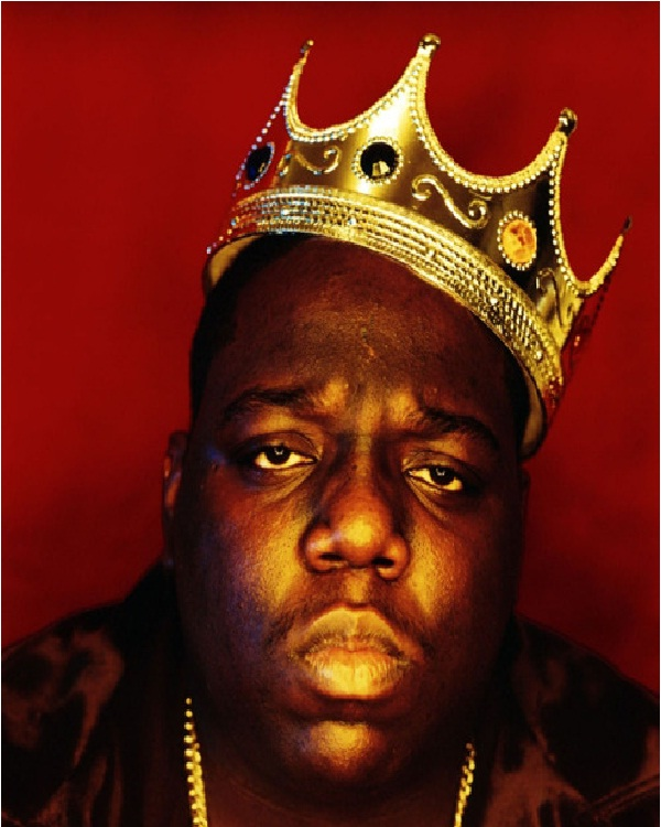 Biggie Smalls 1972-1997-Celebrities Who Died Early