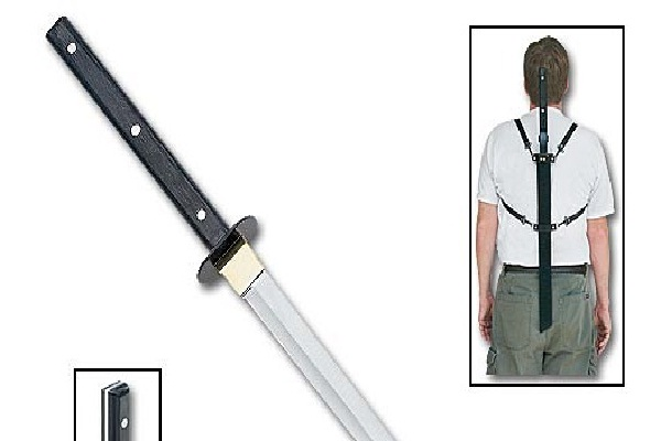 Katana-Dangerous Weapons Which Are Legal