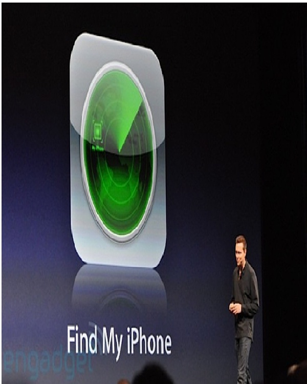 Find My iPhone-Things You Don't Know About The IPhone