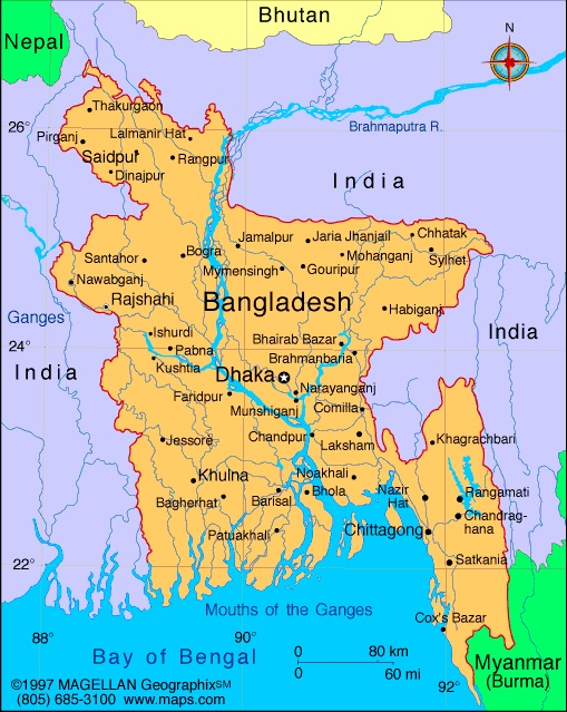 Bangladesh-Craziest Laws Around The World