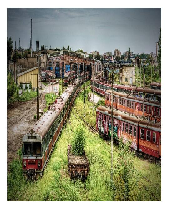 Czetochowa-Most Abandoned Places In The World