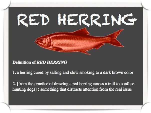 Red herring-Where British Phrases Came From