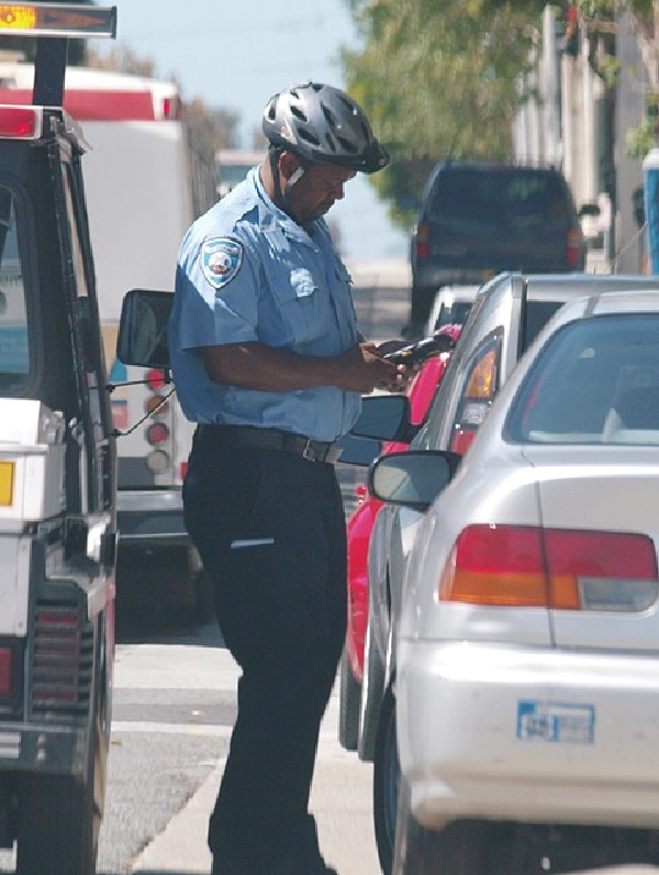 Meter maid-15 Worst Jobs Ever