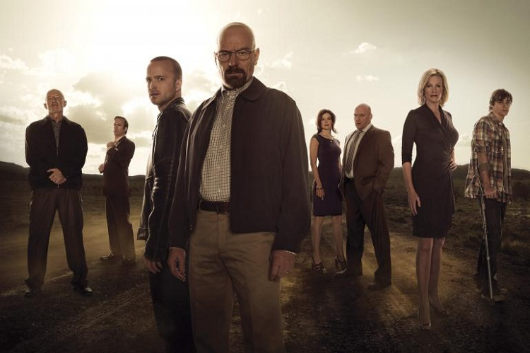 It was meant to be Californian.-Things You Didn't Know About Breaking Bad