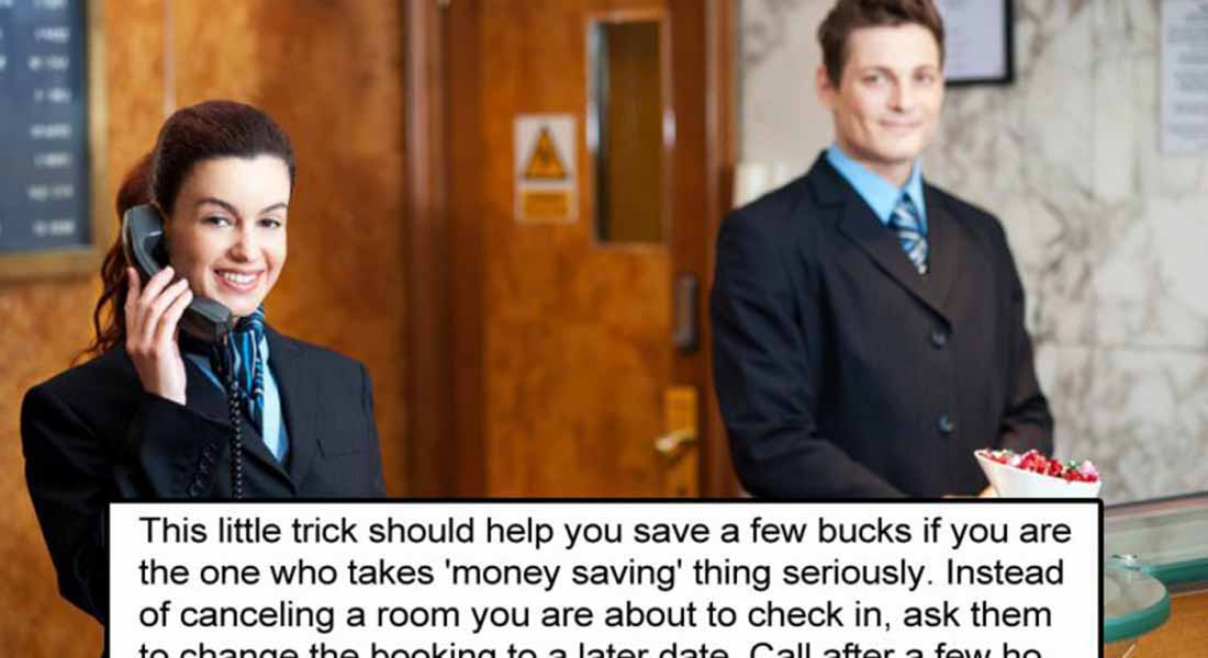 15 Lesser Known Hotel Secrets That No One Talks About