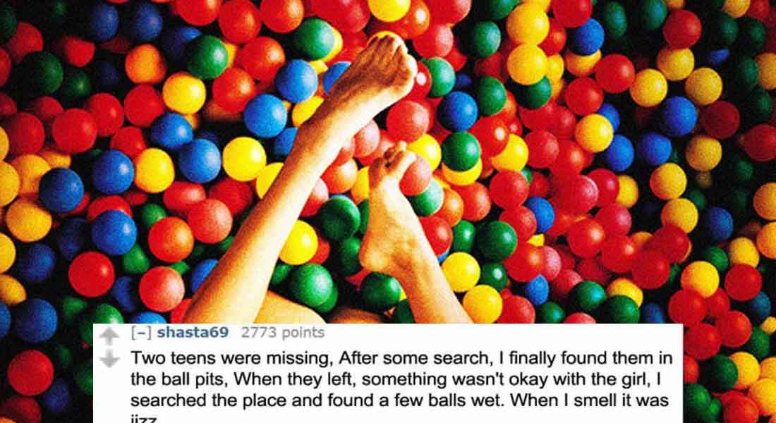 15 McDonald's Employees Tell The Worst Thing They Witnessed In The PlayPlace