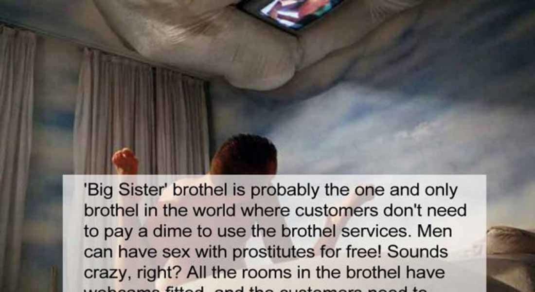 15 Most Bizarre Brothels Around The World