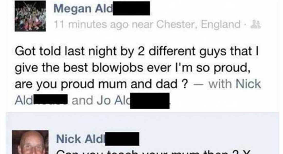 15 Most Embarrassing Dads On Facebook Ever