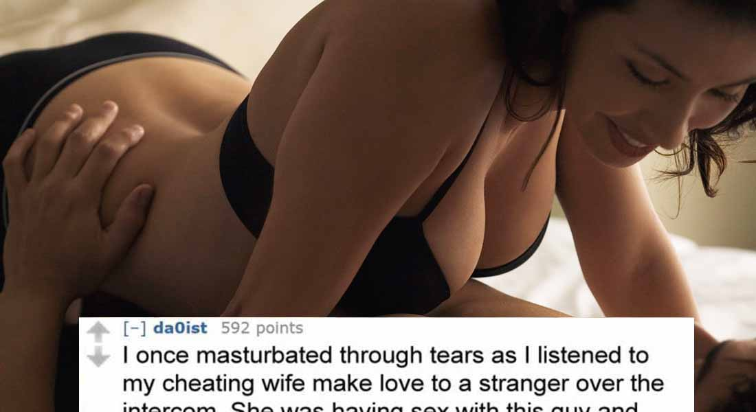 15 People Confess The Weirdest Thing They Have Masturbated To