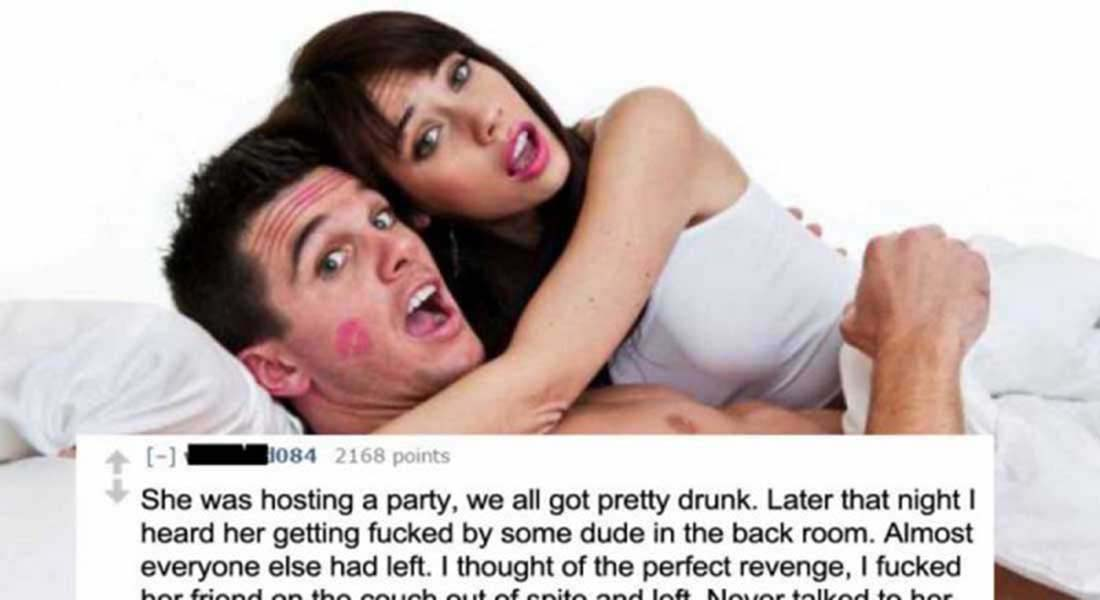 15 People Reveal How They Reacted After Catching Their Partner Having Sex With Someone