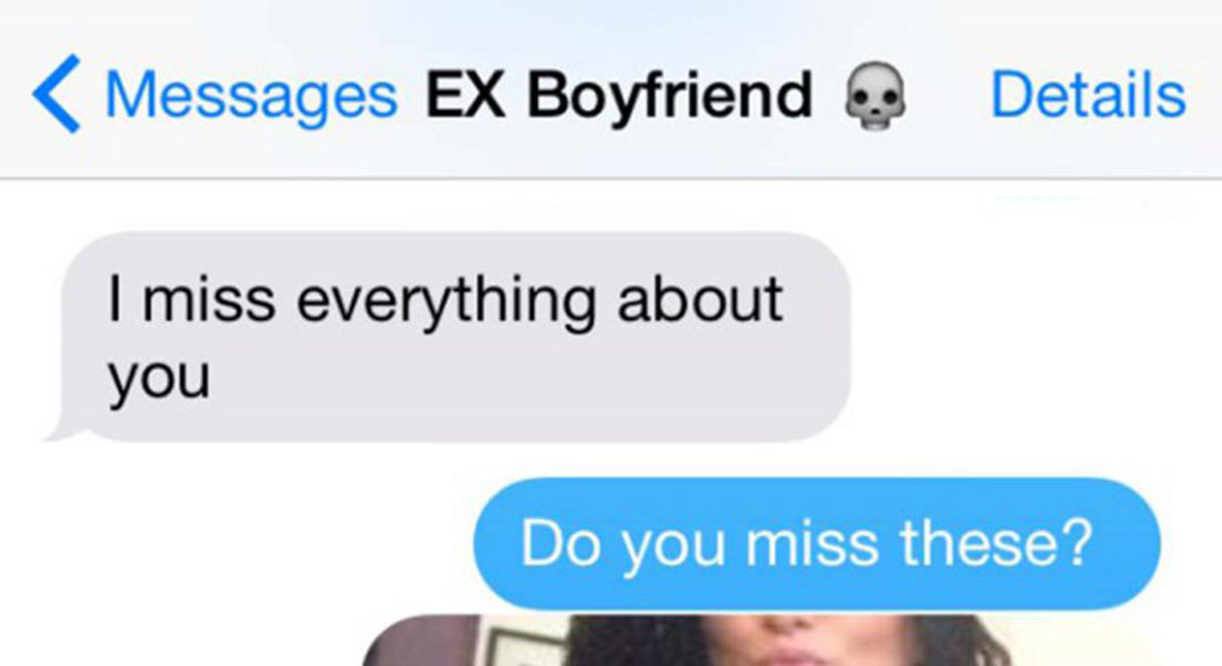 15 Texts From Exes That Are Hilarious
