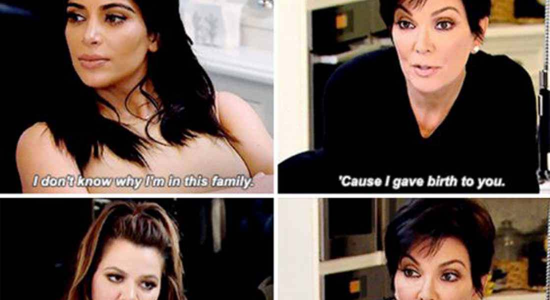 15 Times Khloe Kardashian Perfectly Shut Down Her Family