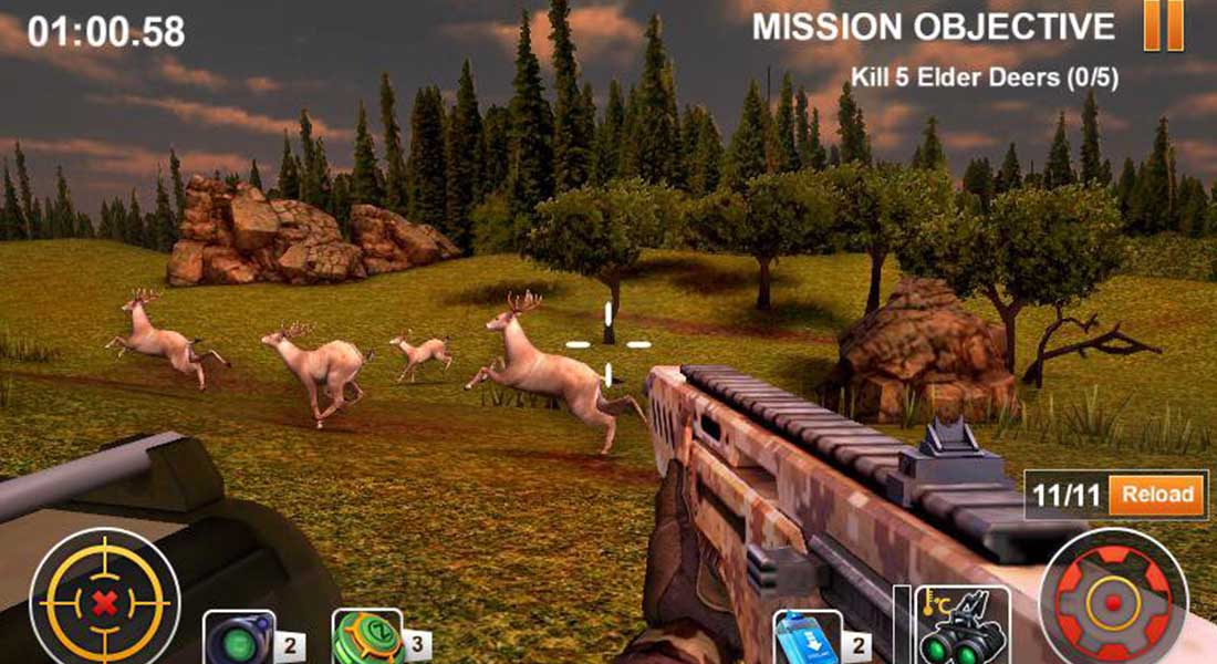 15 Top Hunting Games For Mobile