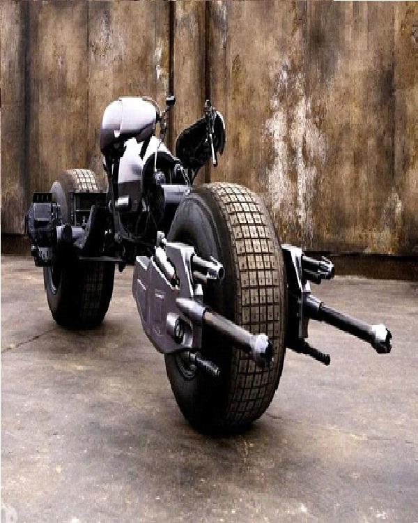 The Batpod-Amazing Motorcycles